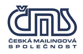 České mailingové společnosti děkujeme za tisk letáků a jiných psaných materiálů.